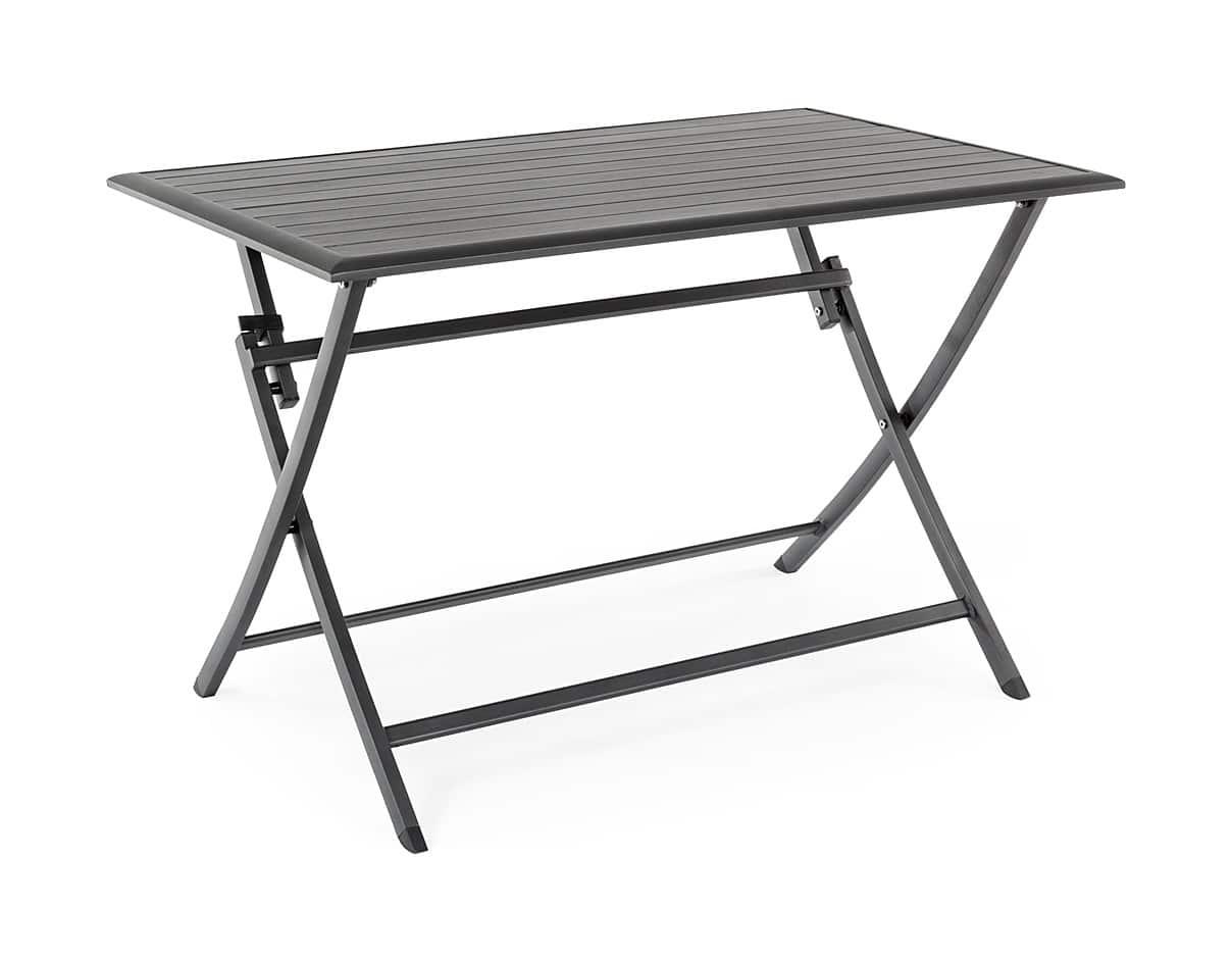 table rectangulaire pliante