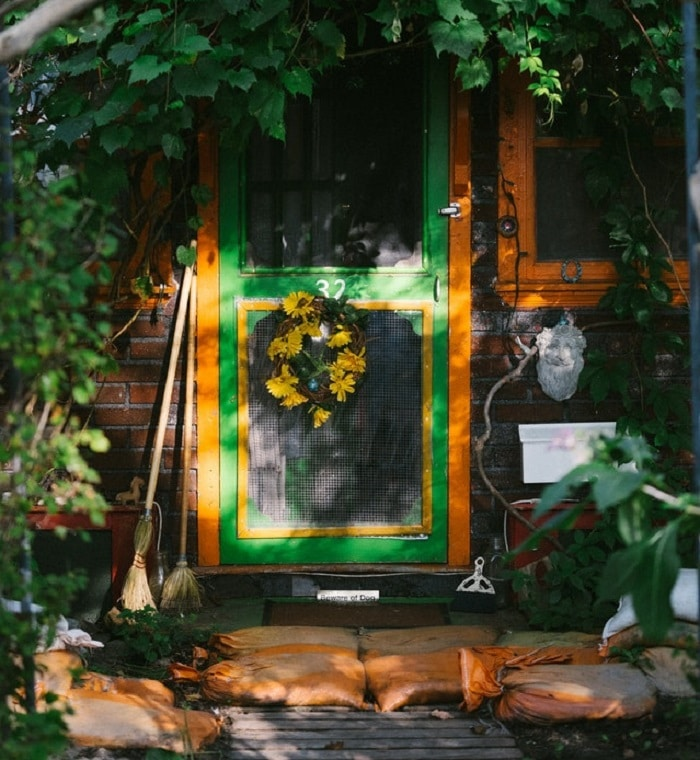jardin decoration